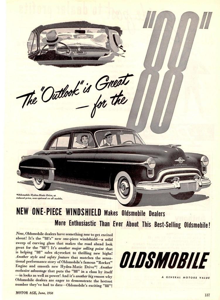 1950 oldsmobile 88 4 door sedan alden jewell flickr for 1950 oldsmobile 4 door