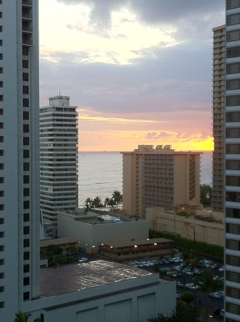 Hotel Room Waikiki Hawaii