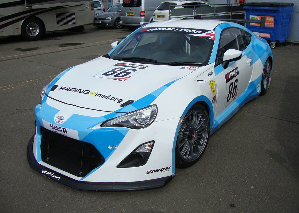 Toyota Gt86 Gt4 2014 Dave Smith Flickr