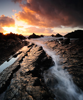 Hartland Quay | by Jonathan Woods Photography