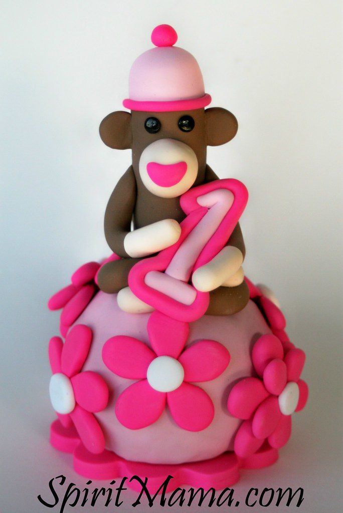 Pink And White Birthday Cake Images