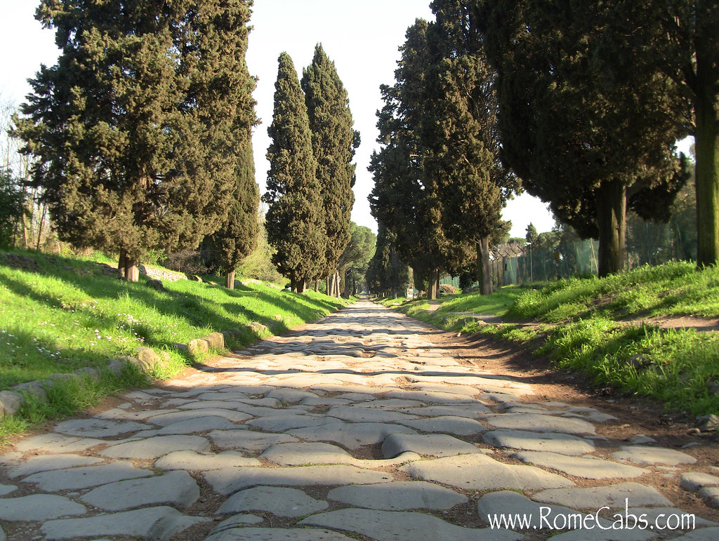 Appian Way Catacombs Tours