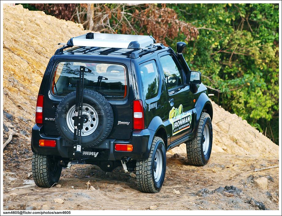 Suzuki Jimny Jb43v M13a Shamrie Sainin Flickr
