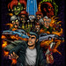 Retro City Rampage for PS3 and PS Vita: Movie Poster
