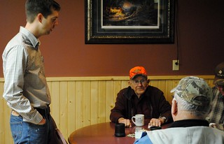 Coffee in Groton | by Matt Varilek for South Dakota
