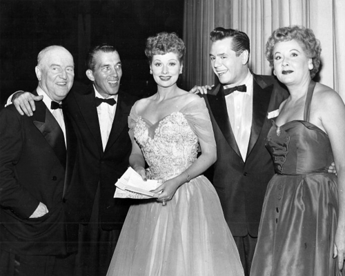 Image result for i love lucy cast