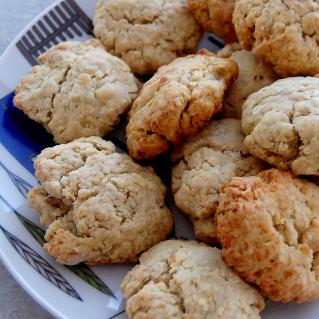 Savoury Oatmeal Cookies | Flickr - Photo Sharing!