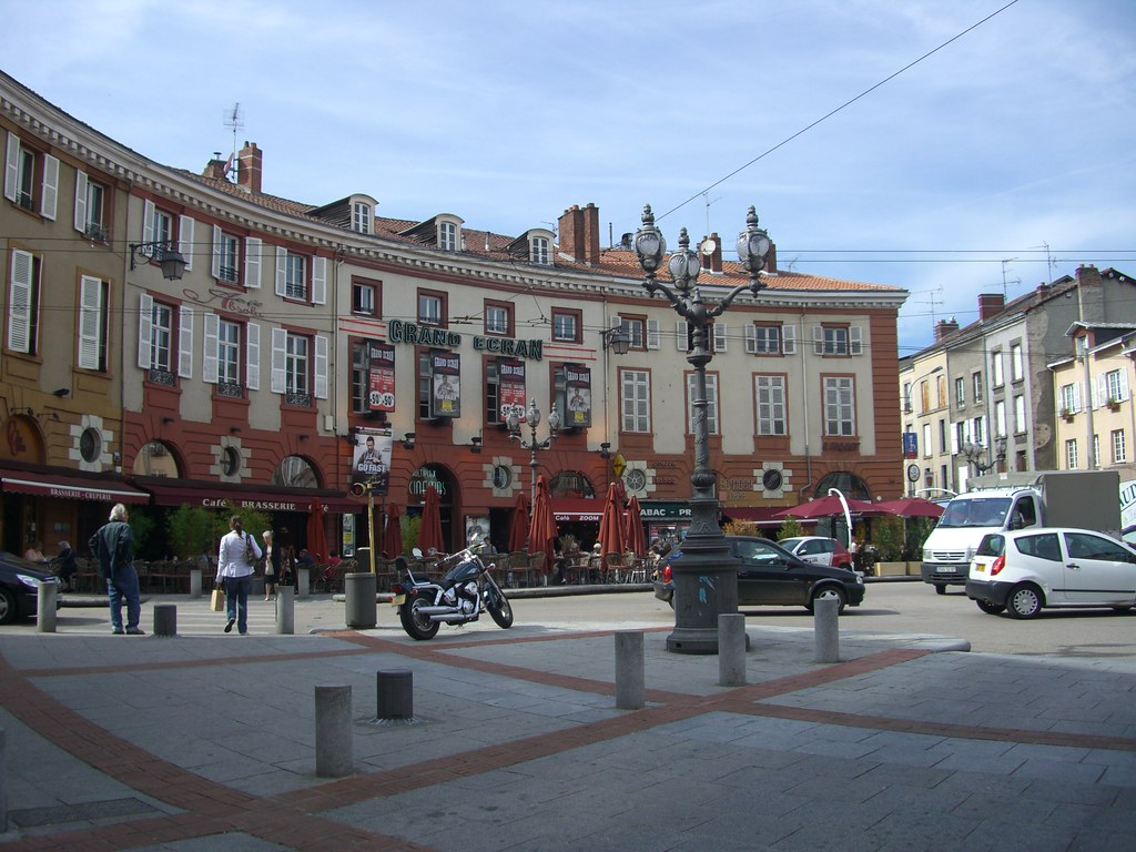 Limoges Place Limoges 87 – Place Denis