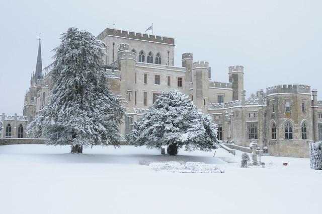 Ashridge in the Snow 012