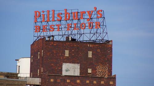Pillsbury A Mill