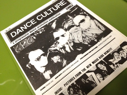 Dance Culture Fanzine | by oliverchesler