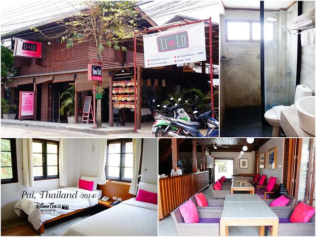 Thailand - Pai LiLu Hotel