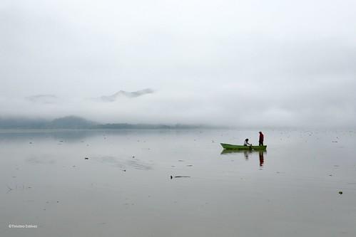Lago de Hatillo, Provincia Sánchez Ramírez, infinita mañana (1)