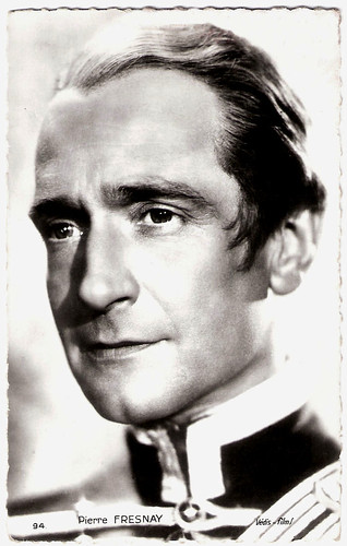 Pierre Fresnay in Les trois valses (1938)