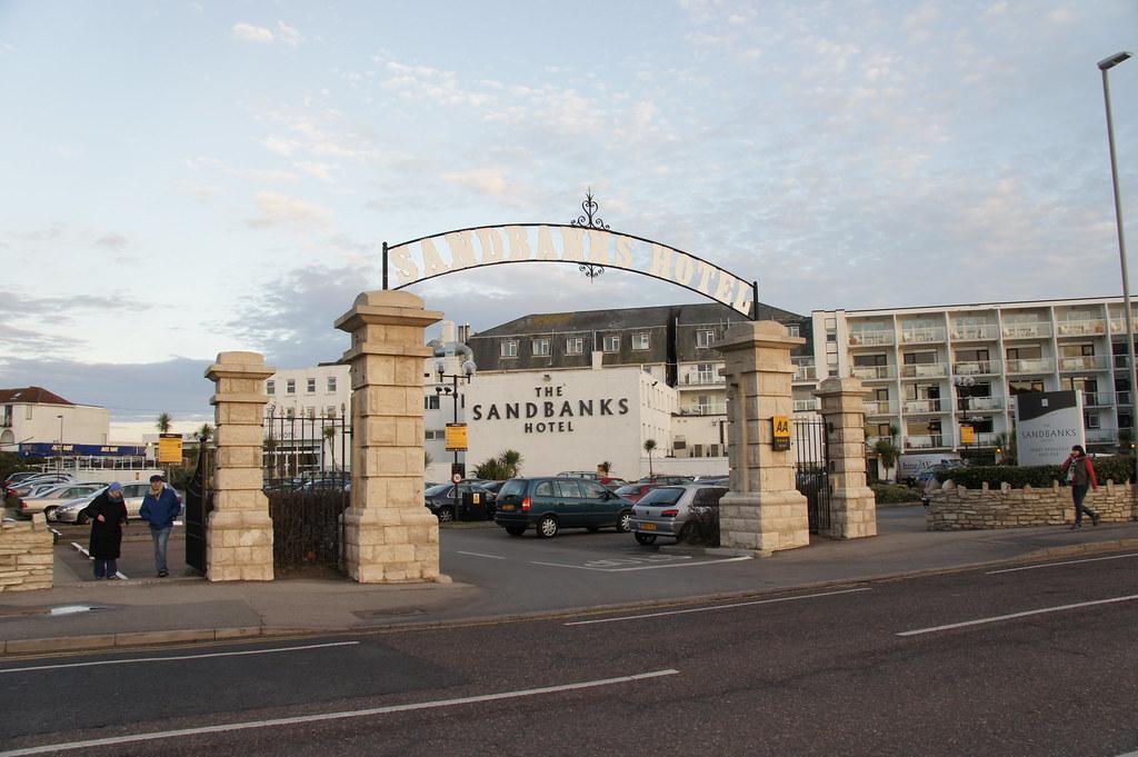 sandbanks hotel 15 banks road sandbanks poole dorset flickr. Black Bedroom Furniture Sets. Home Design Ideas