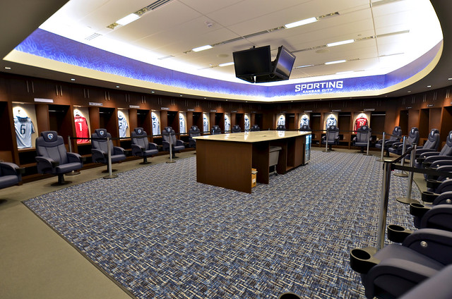 Pro Football Locker Room Nudity