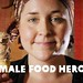 Pascale Berthiaume, Female Food Hero, Canada