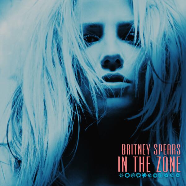 in the zone britney spears album cover - photo #19