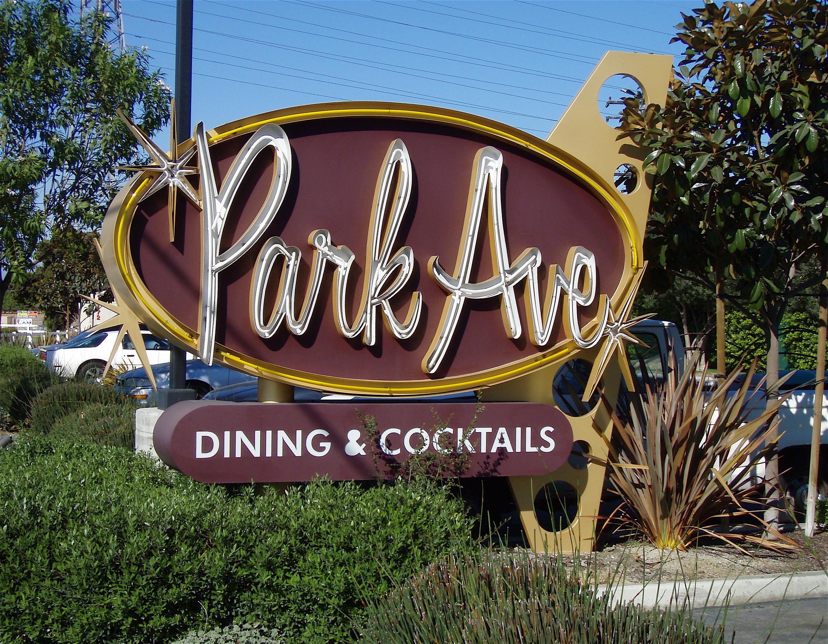 Park Avenue - 11200 Beach Boulevard, Stanton, California U.S.A. - October 24, 2008