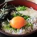 Shirasu (baby sardine) bowl しらす丼