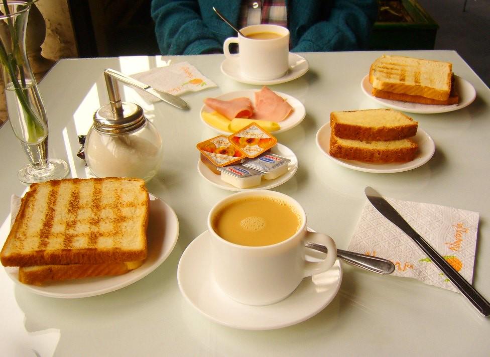 Desayuno Continental | Hotel Foresta - Victoria ...
