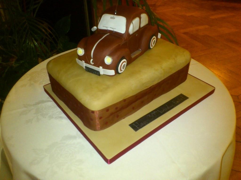 Vw Beetle Cake Images