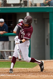 Baseball - Tyler Naquin | by Texas A&M WWW