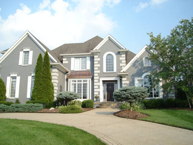The best residential painting in louisville ky for the fin flickr - Exterior house painting costs property ...