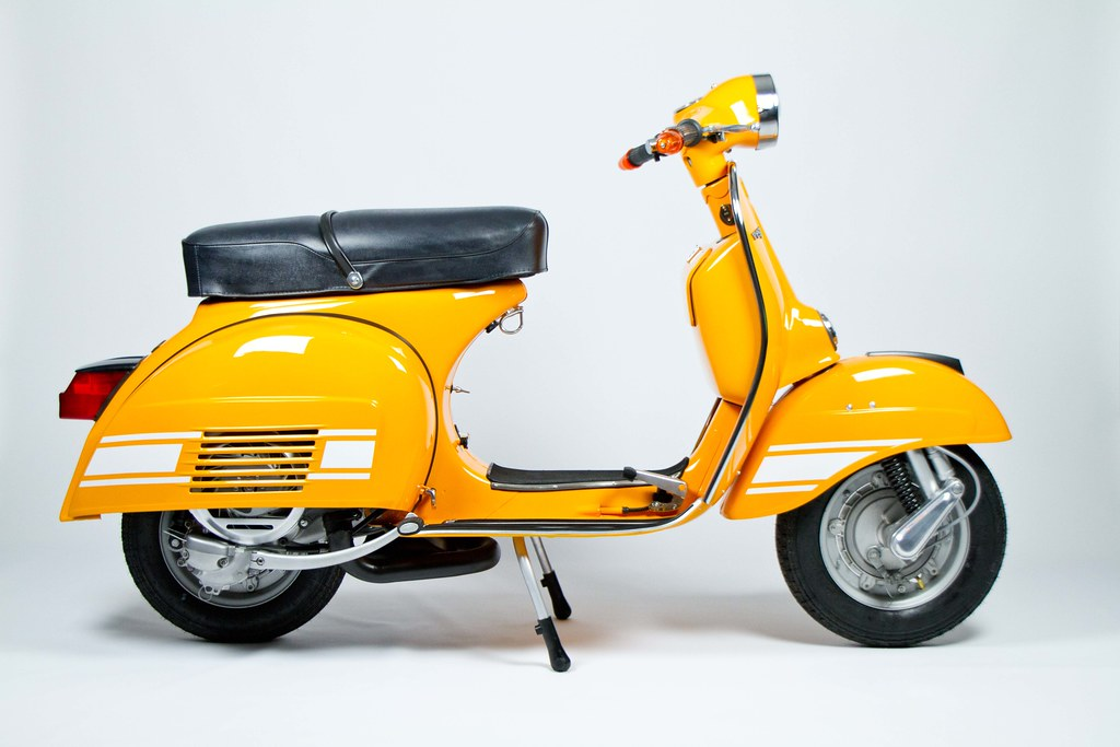 1974 vespa rally 200 1 photoshoot by. Black Bedroom Furniture Sets. Home Design Ideas