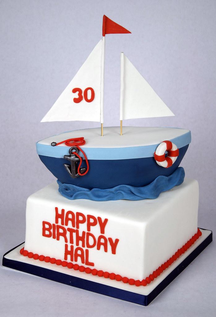 Square Birthday Cake Ideas