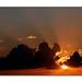 Un tramonto alla Marchesana