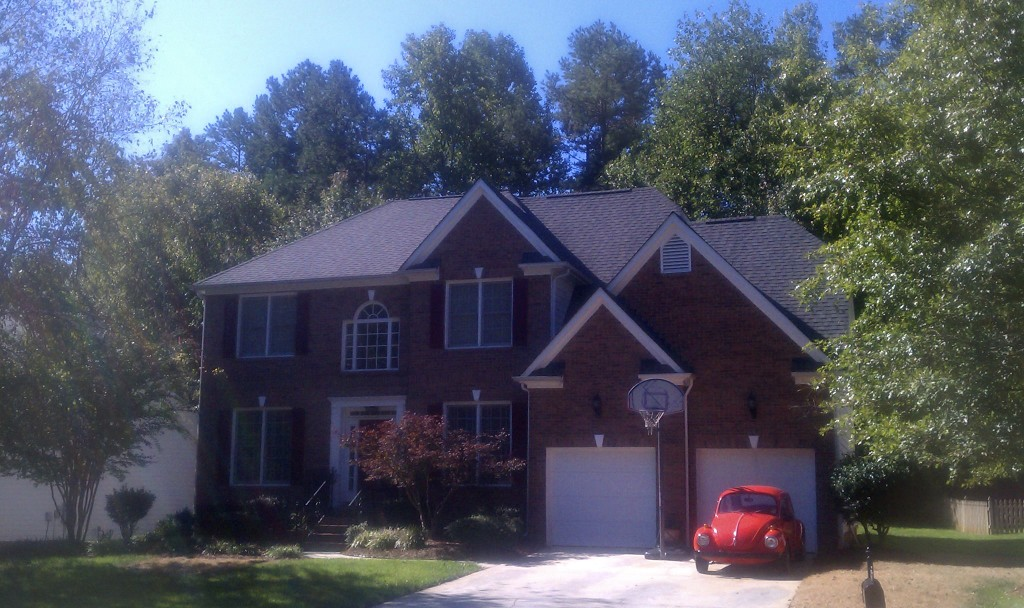University Area Of Charlotte Nc Roof Replacement Job Flickr