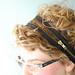 DIY Zipper Headband