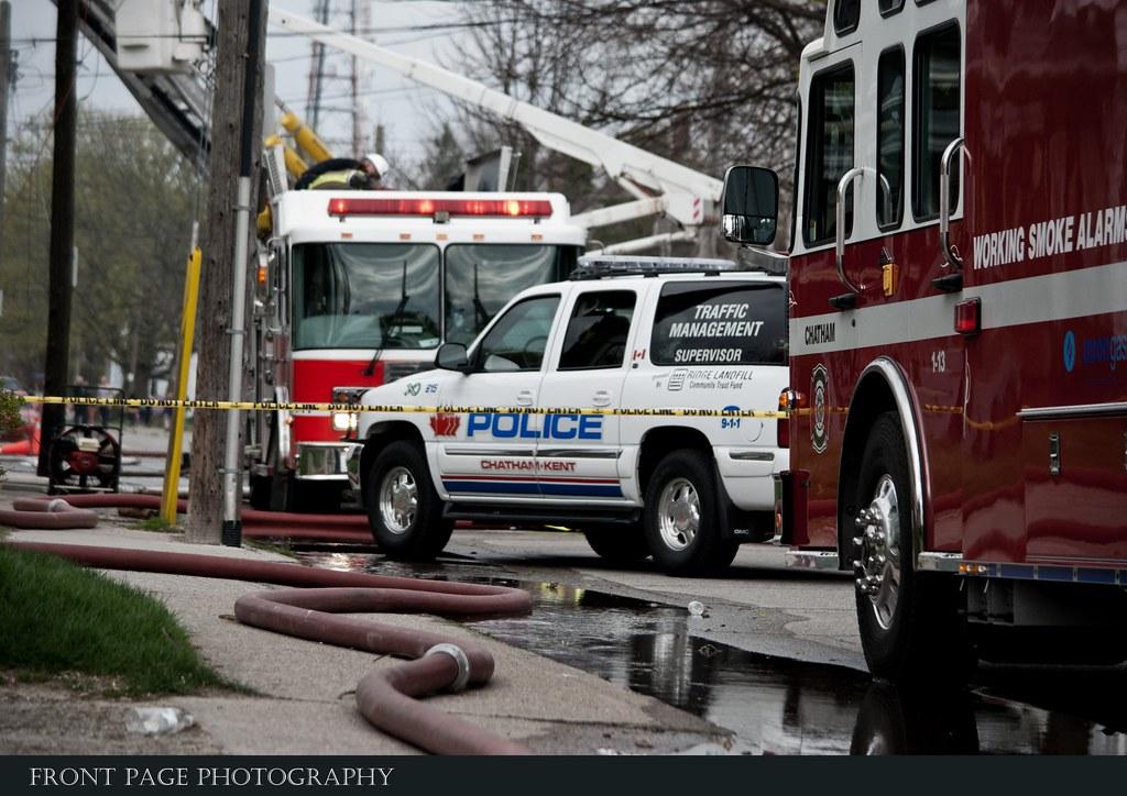 Chatham kent fire dispatch