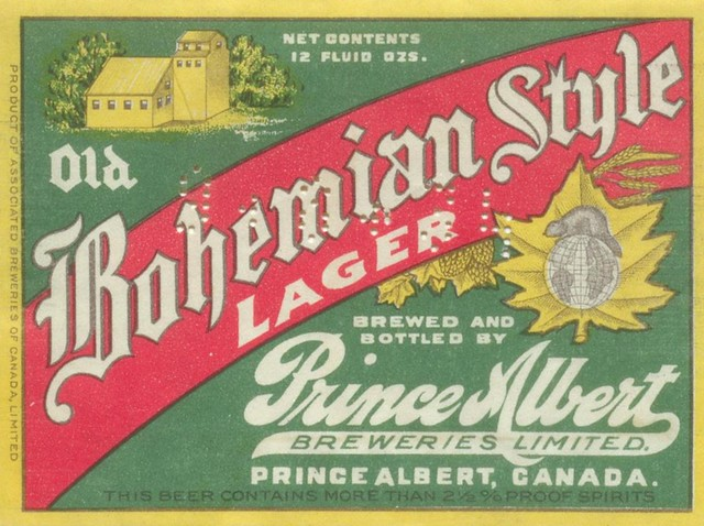 bohemian style lager