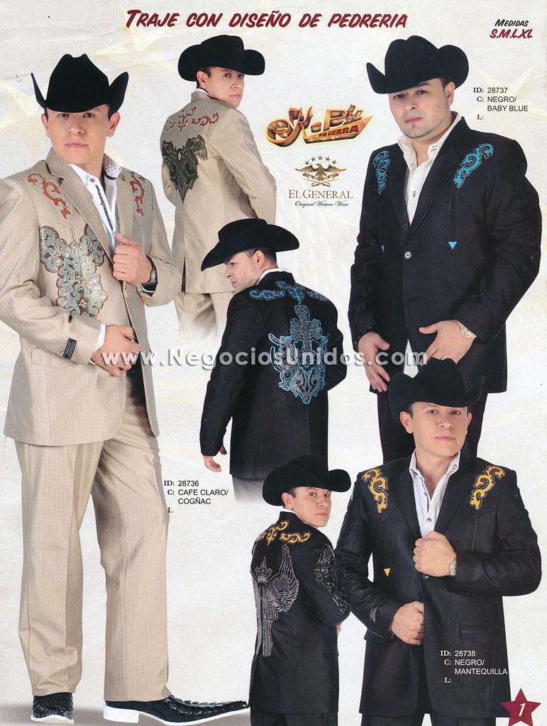 697 de catalogo el general 2012 tiene botas tejanas cham for Catalogo el general