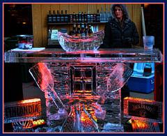 2012 Rochester Social Ice: The Outdoorsman Outdoors Bar