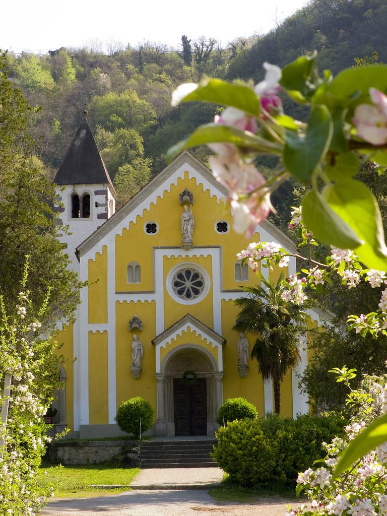 St valentin kirchlein chiesetta di san valentino flickr for Azienda soggiorno merano