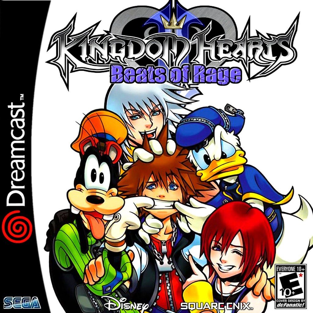 kingdom hearts 2 synthesising