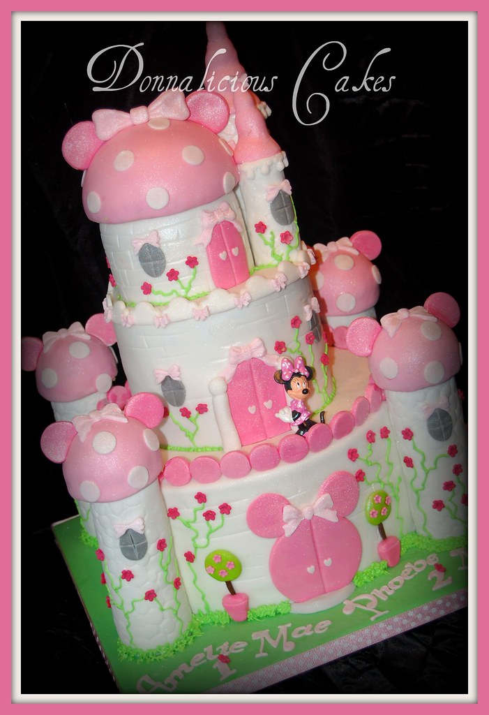D Minnie Mouse Cake Pan