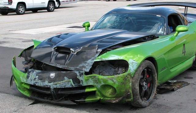 Wrecked Srt Cars For Sale