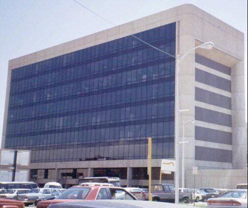 Alfred P Murrah Building Prior To Devastating Attack Flickr