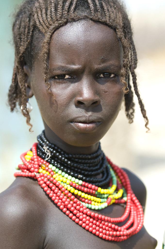 naked black tribes women pics