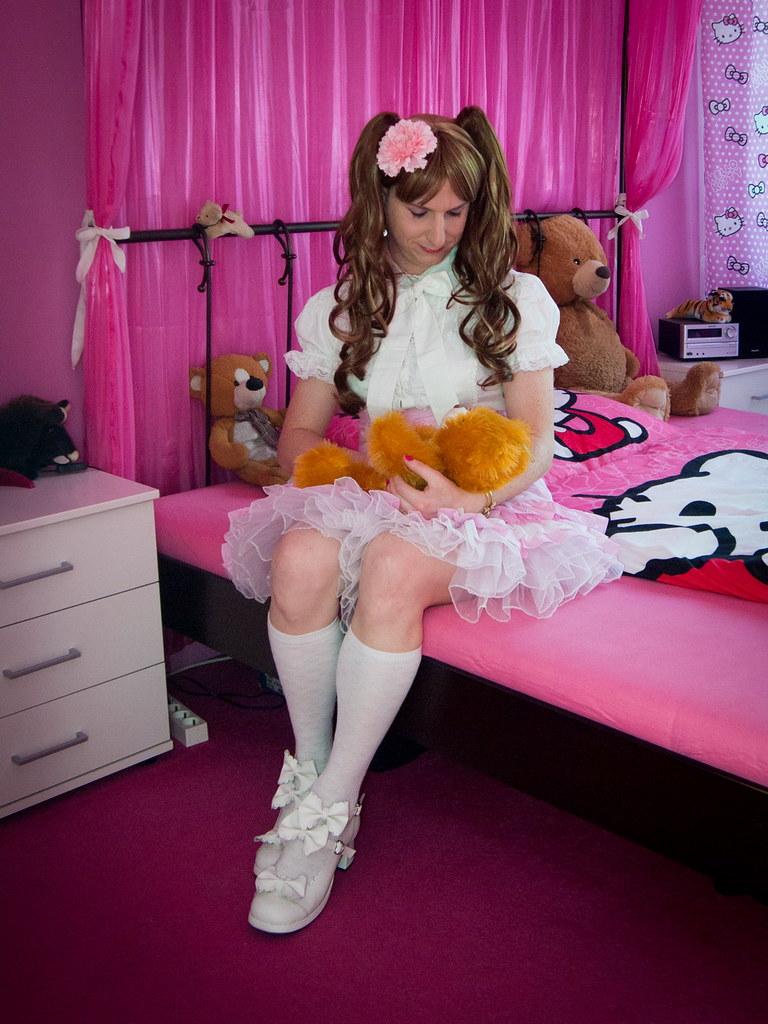 Sexy pink petticoat - 5 10