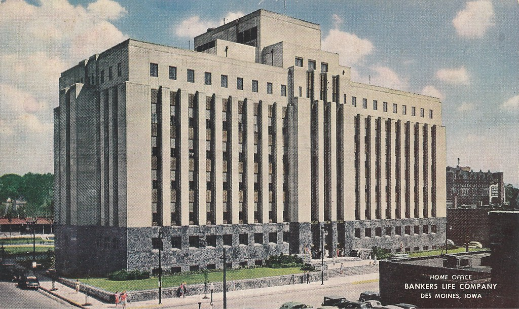iowa bankers life company building home office headquarters building home office
