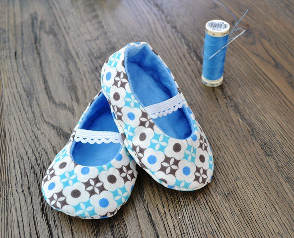 Mary Jane S Baby Shoes Pattern Reversible Mary Jane S