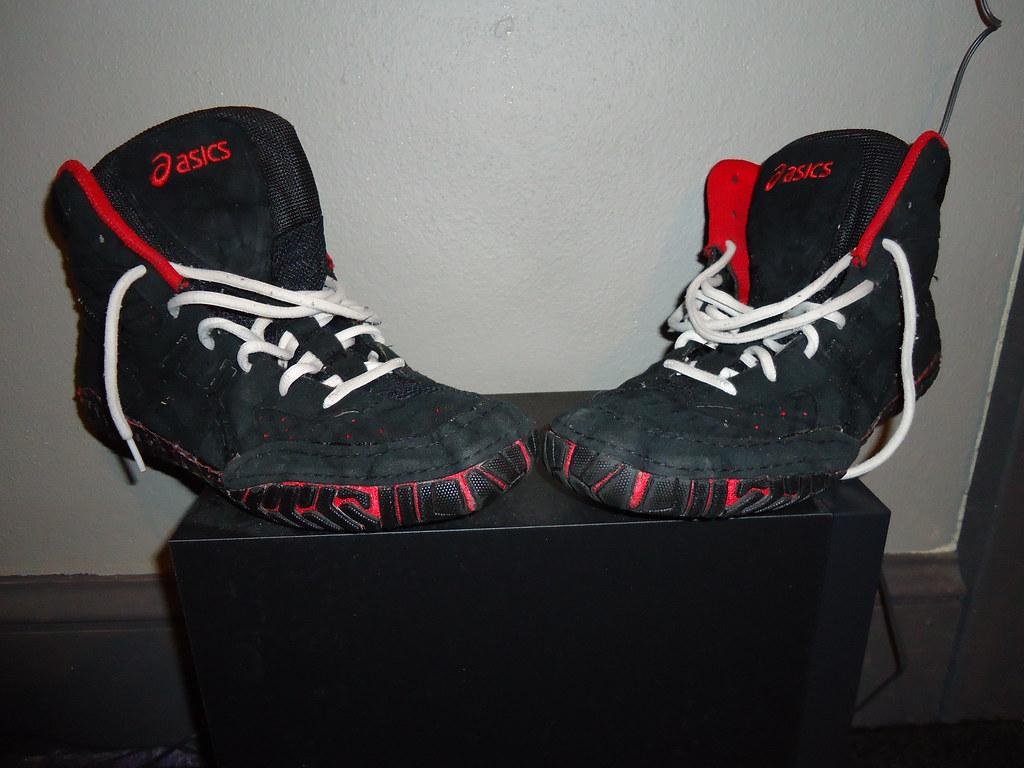 Nike Aggressors Wrestling Shoes