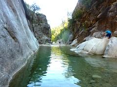 Canyon du Fiumicelli inférieur