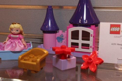 LEGO Toy Fair 2012 - Duplo Disney Princess - 6151 Sleeping Beauty's Room - 2 | by fbtb