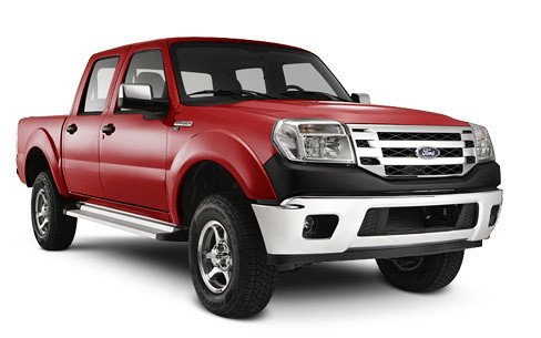 Ford Ranger (Mexico) 2012 | Made in Argentina, this is the ...